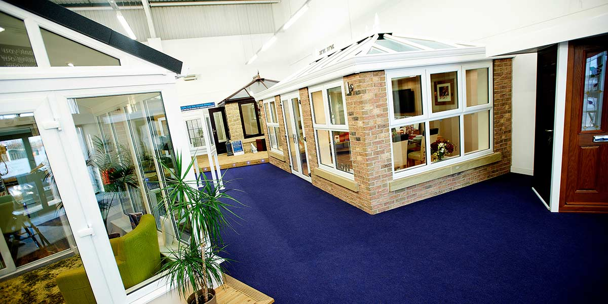 Conservatories Birstall Double Glazing Birstall Visual