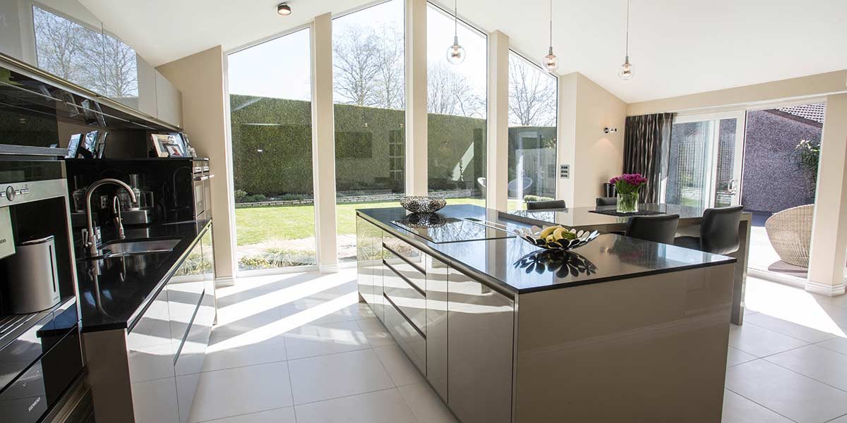 Kitchen Extensions West Yorkshire Open Plan Kitchen Dining Extensions From Visual
